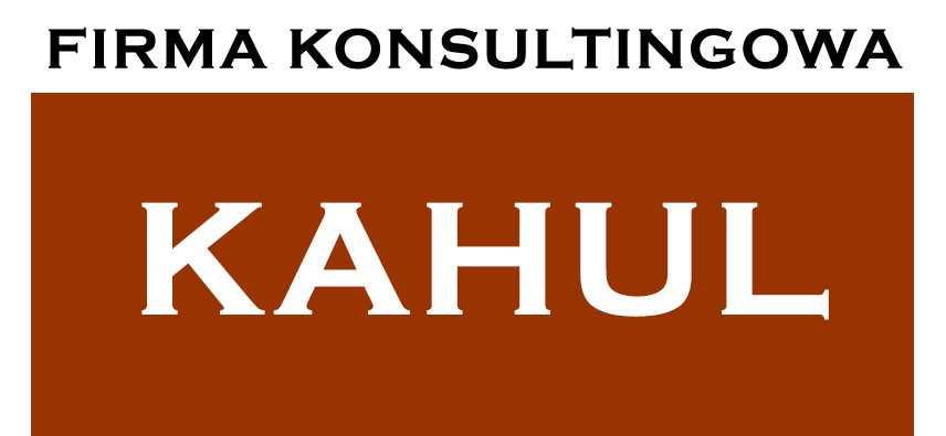 Roman Kahul - Firma Konsultingowa KAHUL