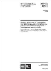 ISO 27001 a Prywatność