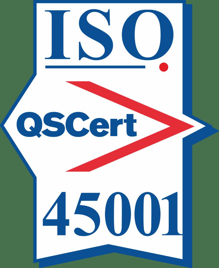 ISO 45001 certyfikacja